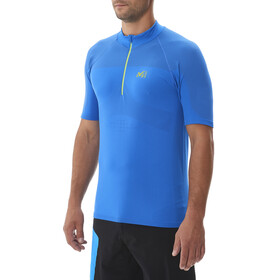 Millet M's LTK Seamless Zip SS Electric Blue